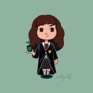 Comicfigur Hermine Granger
