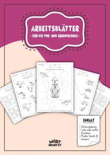 Arbeitsblätter Grund- und Vorschule